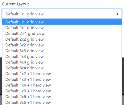 current layout dropdown 5.11.2020